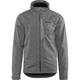 Gonso Amsterdam All-Weather Jacket Men graphit melange